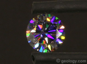 Strontium titanate crystals used as artificial diamonds. (geology.com)