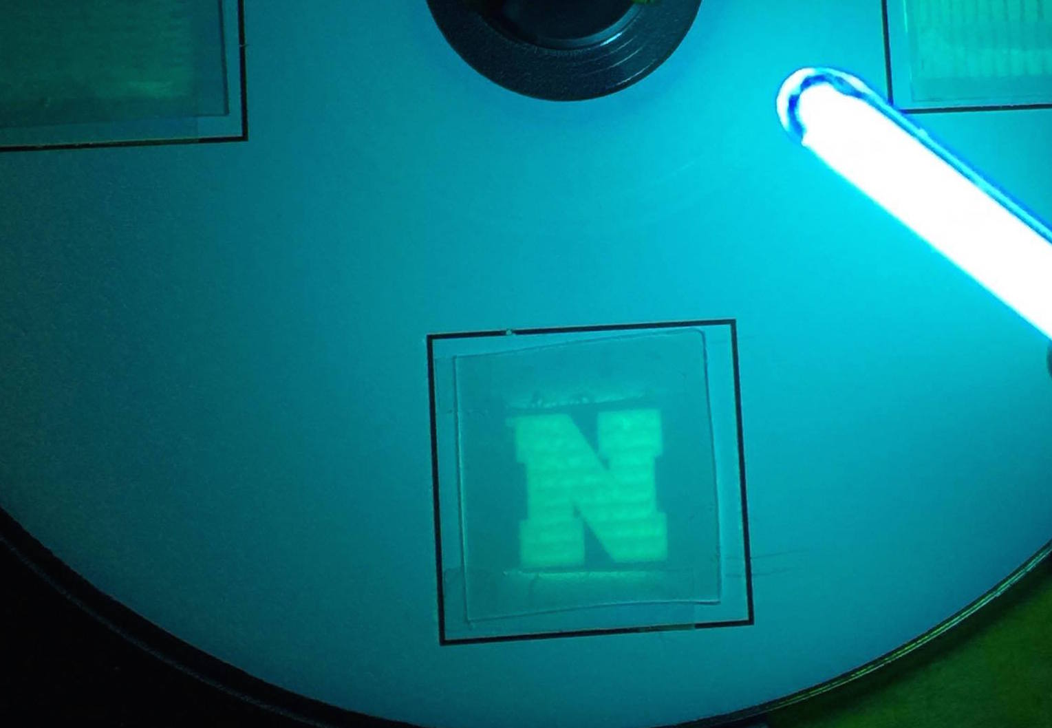 glowing perovskites for funsize physics